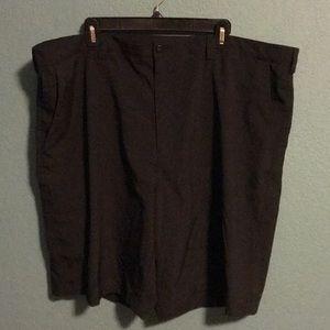 Black golf short